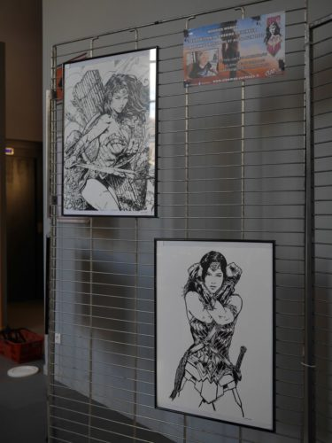 Exposition Wonder Woman