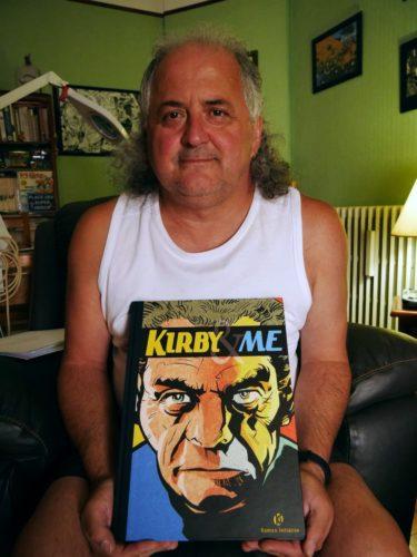 Kirby & me avec votre dessinateur préféré