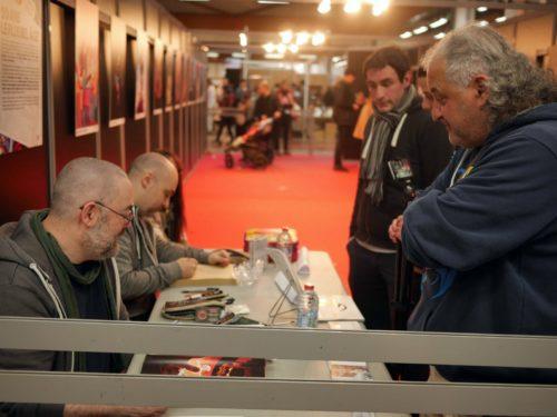 Denis Bajram et Paul Renaud
