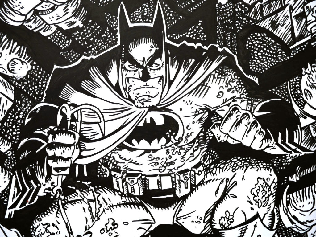 Batman - Arthur Adams