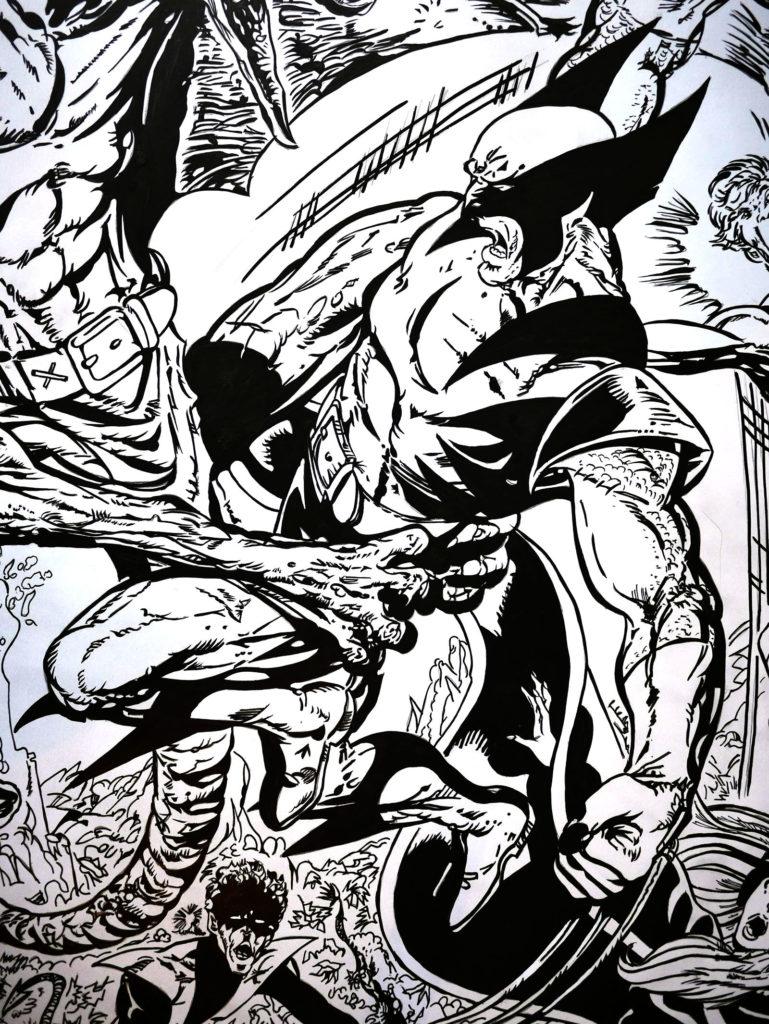 Wolverine - Sauron contre les X-Men