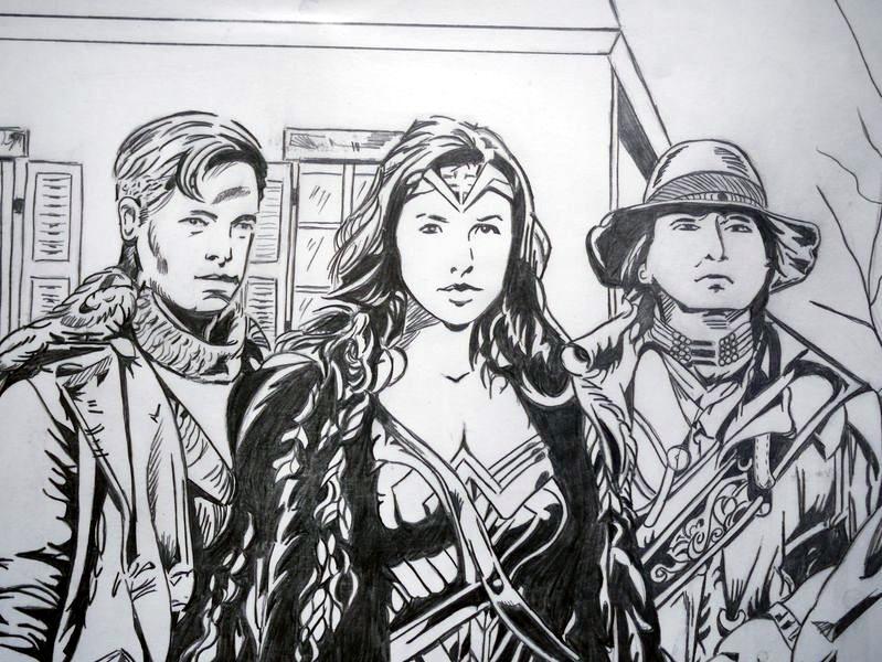 Wonder Woman le film