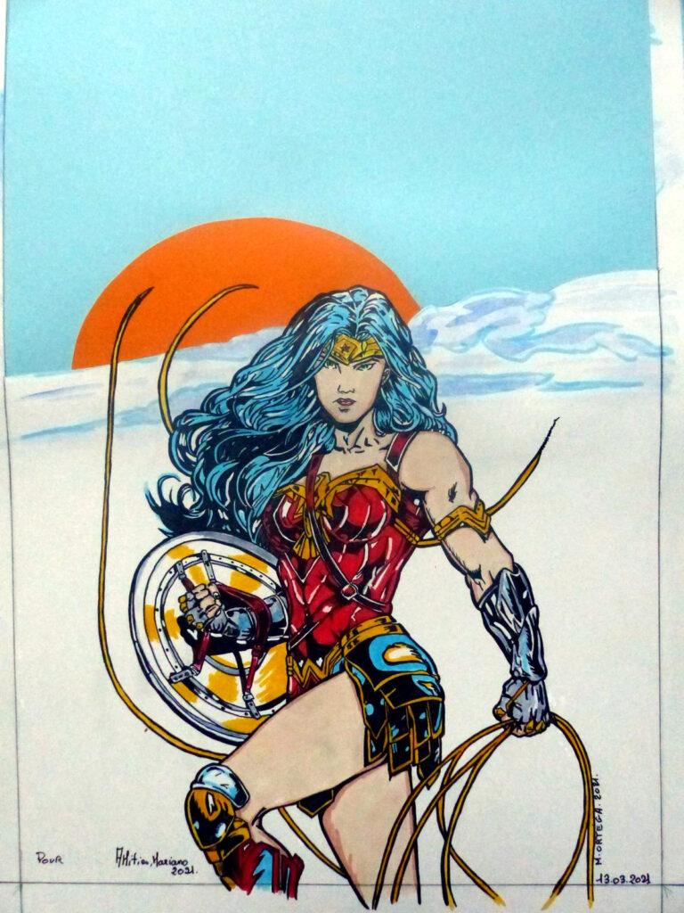 Commission Wonder Woman